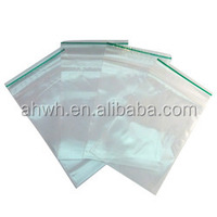clear bags and colorful zip lock bags poly bags 25*25cm