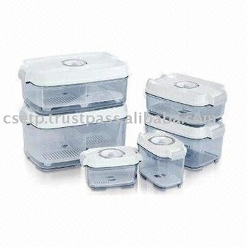 Genisys Vacuum Food Storage Container