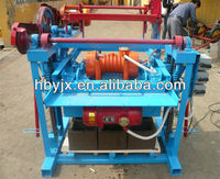 QMJ4-40 low cost fly ash making machine