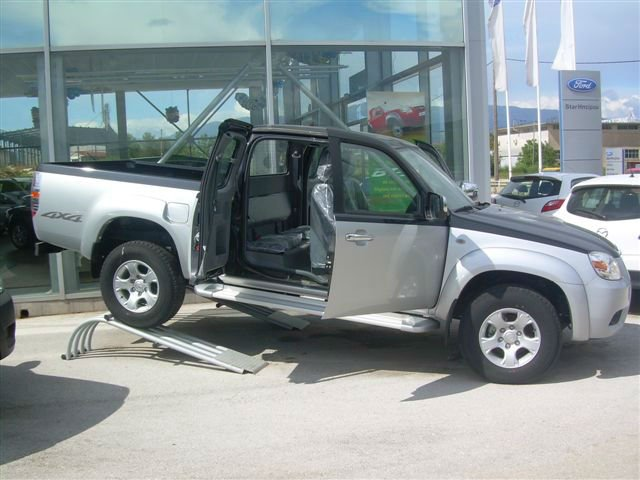 mazda bt50 pick up 4wd v hicule utilitaire l ger voiture. Black Bedroom Furniture Sets. Home Design Ideas