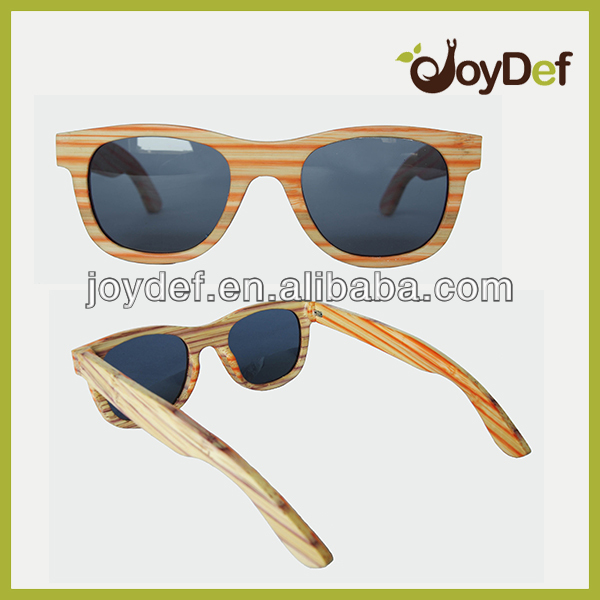 Bamboo wood sun glasses sunnies polarized lens wooden eyeglasses