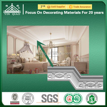 Gypsum/Plaster corner ceiling moulding suppliers