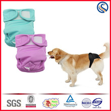 Washable Dog Diapers Covers Up Sanitary dog Pants pet rut pants