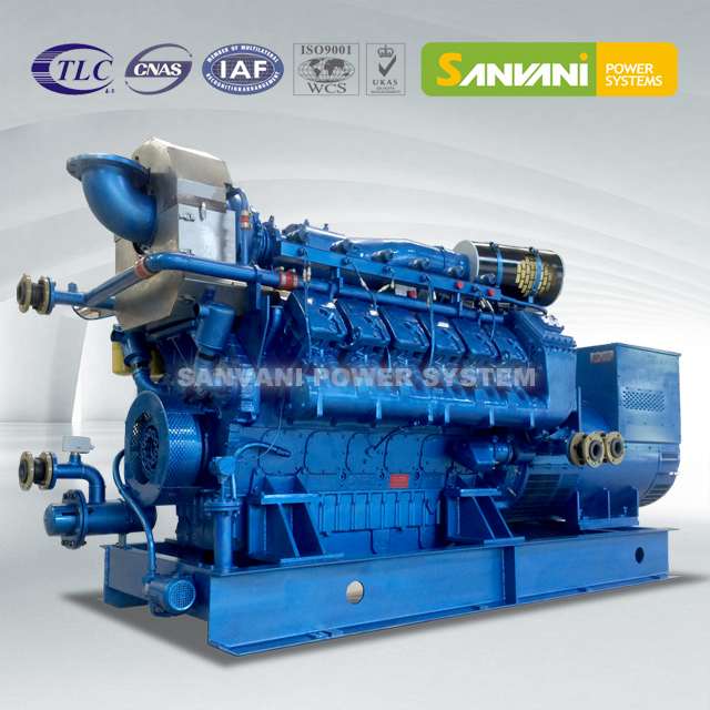 SLY1000 (1000kW/1250kVA) (Natural Gas / CBM / Marsh Gas)Nature Gas Biogas generator Sets price