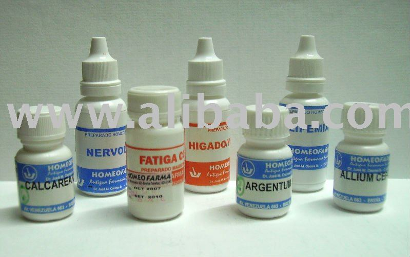 Homeopathic Pharmacology product agent