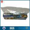 FDA test LDPE transparent zip reusable plastic sandwich bag