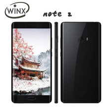 Original For Xiaomi Mi Note 2 128GB ROM 6GB RAM Snapdragon 821 1080P MIUI android phone