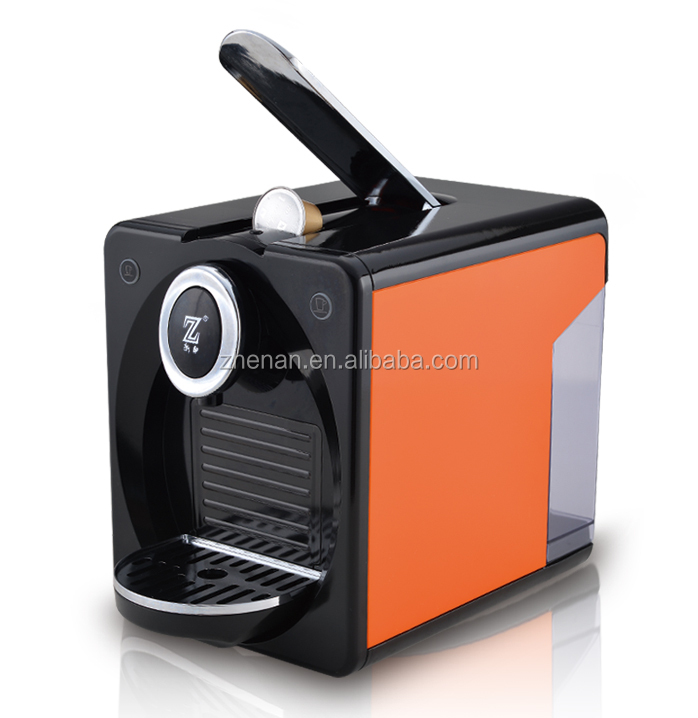 commercial nespresso machine