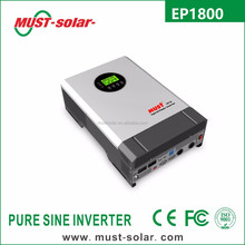 < Must Solar>EP1800 series 5kva inverter with parallel function to 15kva inverter