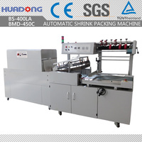 Automatic Shrink Tunnel L Sealer Heat
