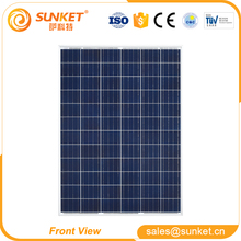 low-cost Poly 235w 275w pv module 1000 watt solar panel price india