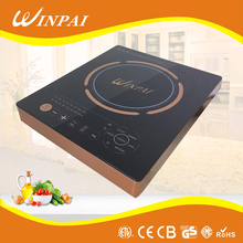 High Efficiency Plastic Housing Touch Panel 2500W Electric Induction Hob