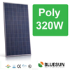Bluesun 2016 hot seller high power module A grade high quality polycrystalline 310w 320w tata solar power module