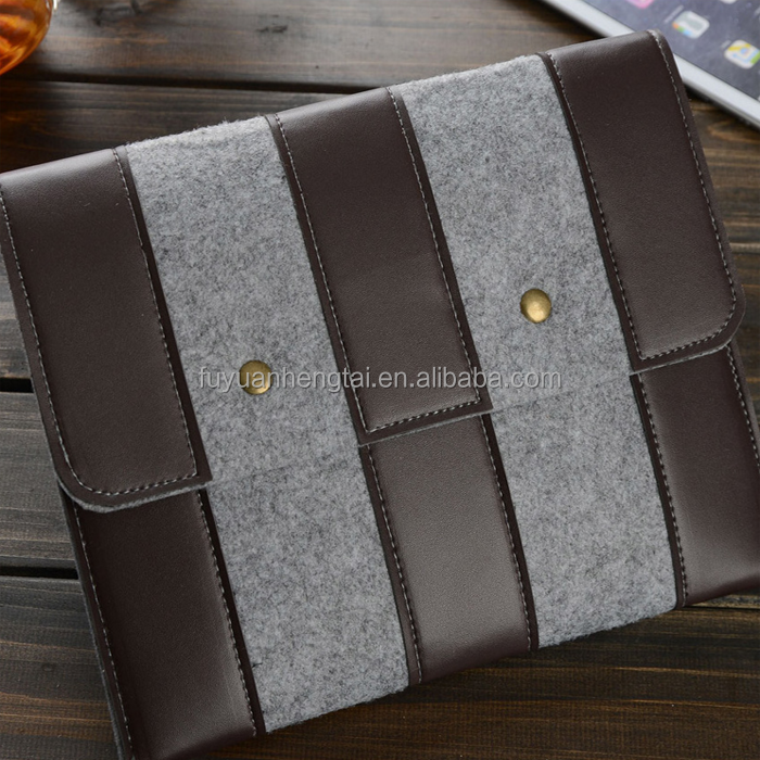 Best Service, High quality felt sleeve carring bag case ultrabook laptop protect bag for MacBook Pro / MacBook Air 13''' inch