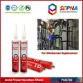 PU8730 Skoda Car Safety Glass Replacement Glue
