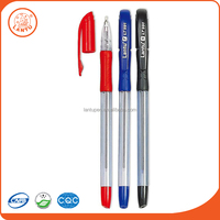 Lantu LT991B 2016 Best Selling Good Quality Multicolor Roller Pen Set Oil Ball Pen