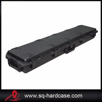 52 inch versions gun case with lid foam