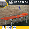 Non-magnetic mobile transport cart, MRI Mobile Transporter Cot