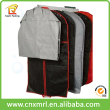 Branded Quilted Personalized Garment Bag For Men