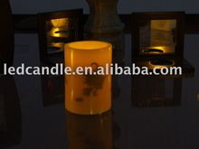 Touch Sensor Flameless Wax Candle