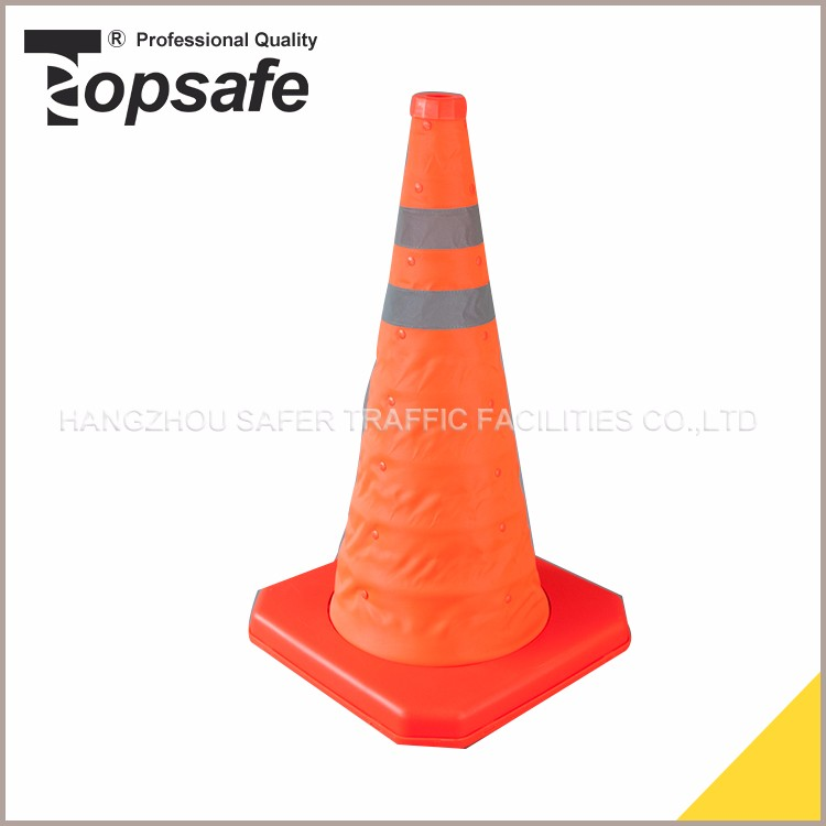 Attractive Price New Type Folding Traffic Cone