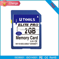 Customized memory card,preload file sd card free sample with CID Clone