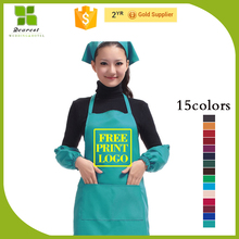 Best price of disposable plastic aprons for kids with high quality