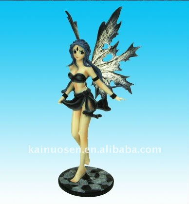 2011 new style polyresin fairy for home decoration
