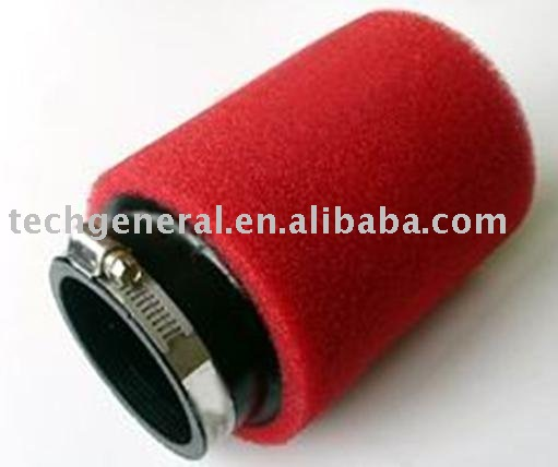 scooter filter, air filter for 50cc/70cc/90cc/125cc dirt/ min/pit/cross/off-road bike