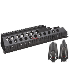 Vector Optics Tactical Aluminum Picatinny Quad Rail Handguard Hand Guard H&K HK G36 for Heckler and Koch G36 Parts