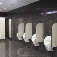 Strong Hpl Compact Laminate Urinal Partition Urinal Divider