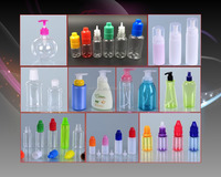 Empty Plastic foam pump bottles shampoo cosmetic packing e-liquid juice dropper bottles spray lotion bottle factory price