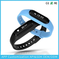 Bluetooth 4 0 Smart Bracelet Men