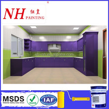 uv high gloss chalking resistant paint for wood furniture