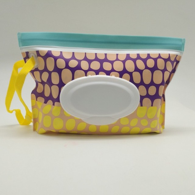 EVA pack baby cleaning wet wipes