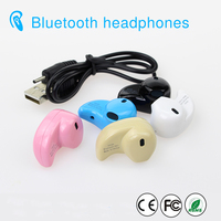 New Stereo Headset Bluetooth Earphone Mini Bluetooth Headphones Wireless