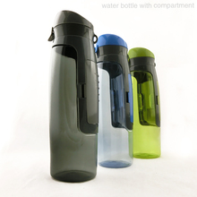 China factory wholesale unique design plastic sport water bottle bpa free