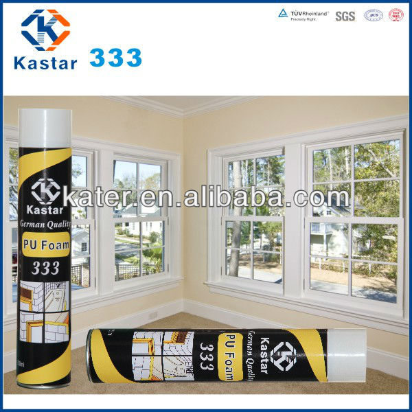 Professional PVC window pu foam