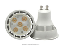 GU10 3W/5W/4W/7W SMD GU5.3 led lamp plastic Aluminum for New type of energy-saving lamps