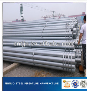 astm a106 used for galvanized scaffolding steel pipe materials specification