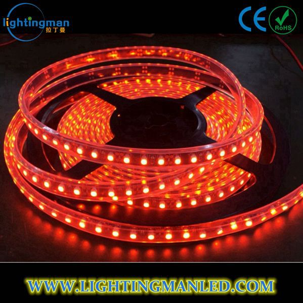 High quaility 5050 led stip rgb rope light(10 meter/roll)