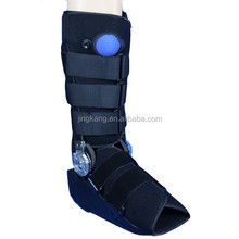 Types of ankle support Ankle foot orthosis Air walker shoes for ankle fracture brace