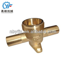 Customized Design Lost Wax Brass Casting