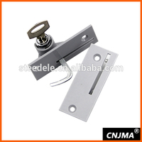 MS195 high quality plastic door handle hook lock