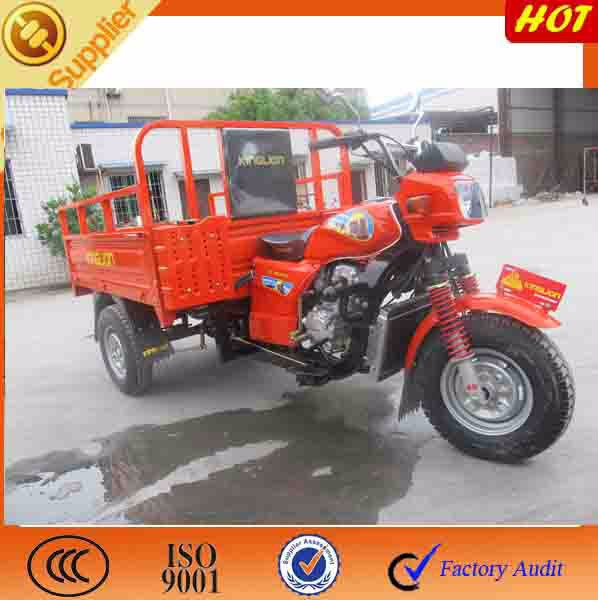 20cc/250cc/300cc water-cooling tricycle for adult/trimotor for cargo