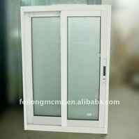 Aluminum Profile Sliding Glass Window Comply With AS2047 in Australia & NZ