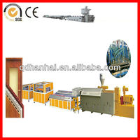 Qingdao Hanhai wpc door making machine