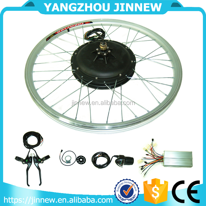 cheap 26 inch hot sale easy assemble 48V 800W brushless e bike electric bicycle conversion kit