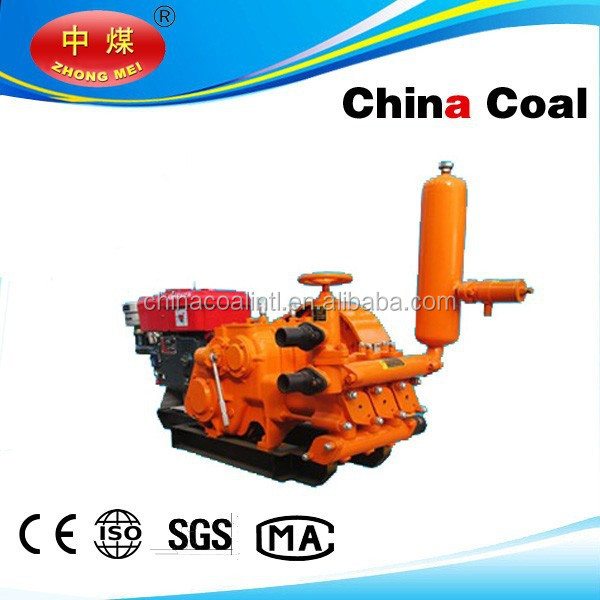 Powerful BW325 Reciprocating Mud/Slurry Pump