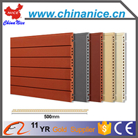 D18 18mm thickness clay ceramic terracotta facade panel as exterior curtain wall cladding tiles